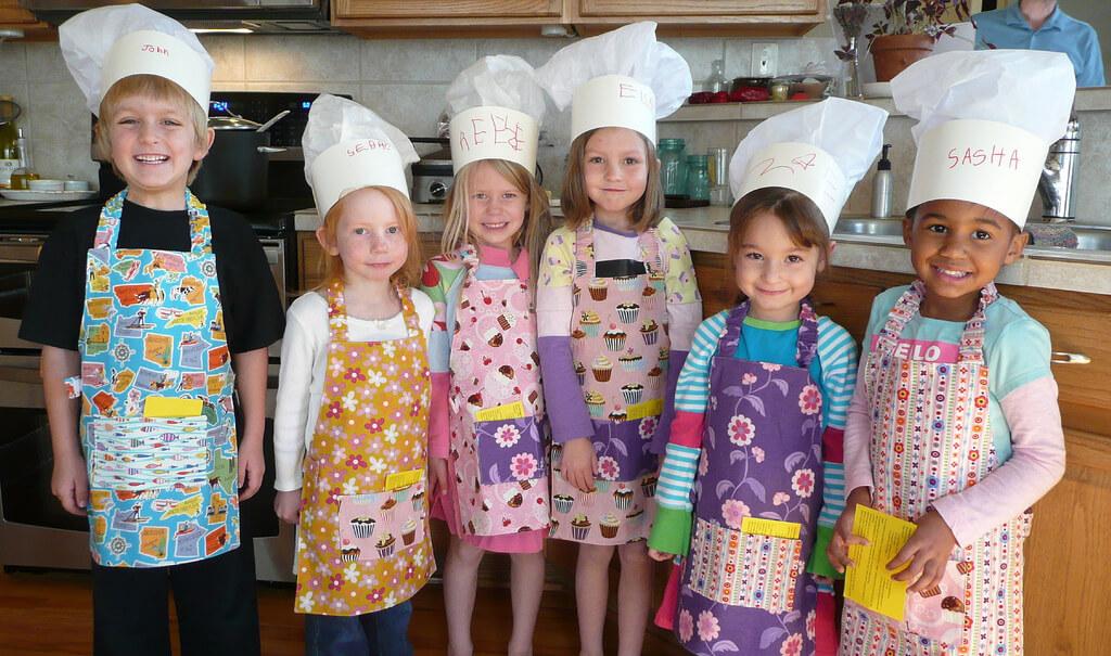 Cupcakes bakken kinderfeestje kook en bak feestje
