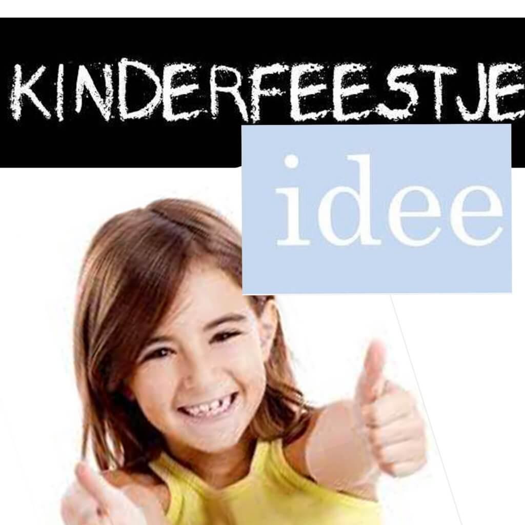 Stoere kinderfeestjes thuis kinderfeestje idee - Idee voor thuis ...