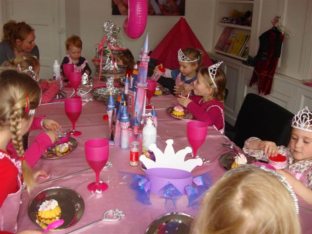 Goede Themakist combi prinses en piraat - Kinderfeestje Idee ZI-46