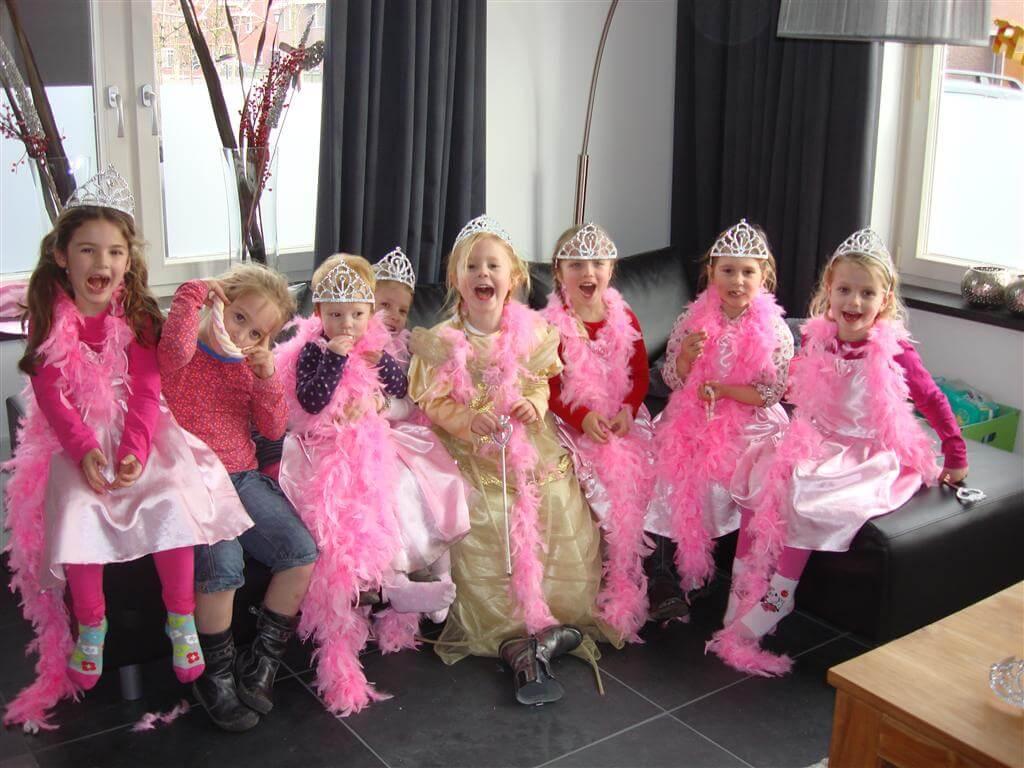 De prinsesjes!