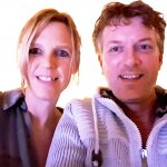 Anja en Ronald oprichters van Kinderfeestje-Idee