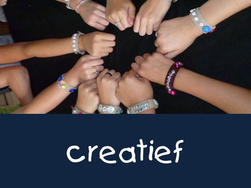 knutsel ideeën creatief kinderfeestje thuis