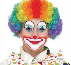 Inhuren clowns thuis