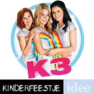 kinderfeestje thuis k3 feestje -hippe kinderfeestjes k3 themafeestje