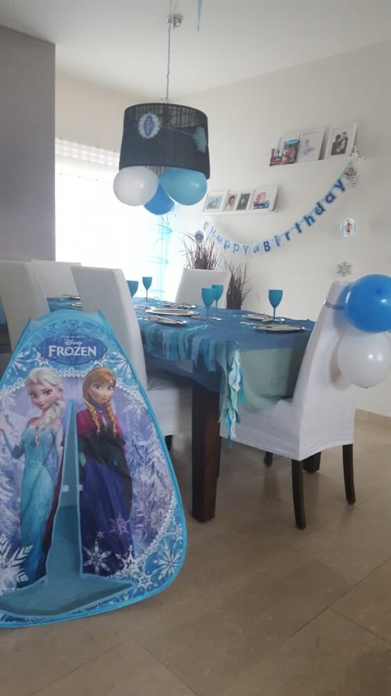 Frozenfeestje kinderfeestje idee - Idee voor thuis ...