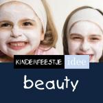 make up feestjes beauty kinderfeestjes ideeën