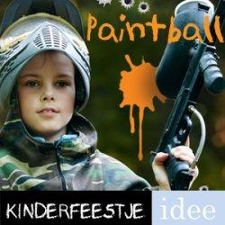 Kinder paintball huren voor thuis