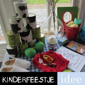 boerderijfeestje thema kinderfeestje