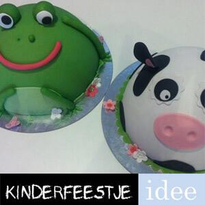 boltaartjes maken kinderfeestje