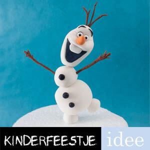 frozen cupcakes maken kinderfeestje