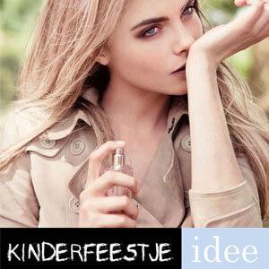 zelf parfum maken kinderfeestje meiden