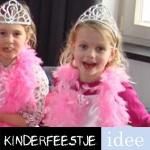 prinsessenfeestje thema kinderfeestje prinsessen