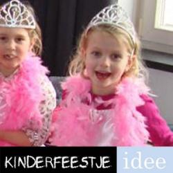 Prinsessenfeestje themakist