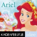 thema kinderfeestje ariel