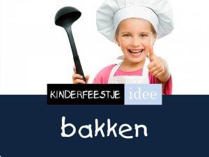 kinderfeestje thuis cupcakes maken