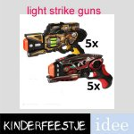 lasergame huren - Light strike guns huren