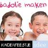 badolie maken kinderfeestje
