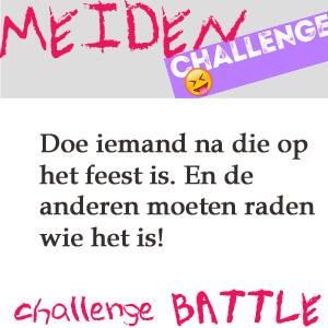 meiden challenge en battles