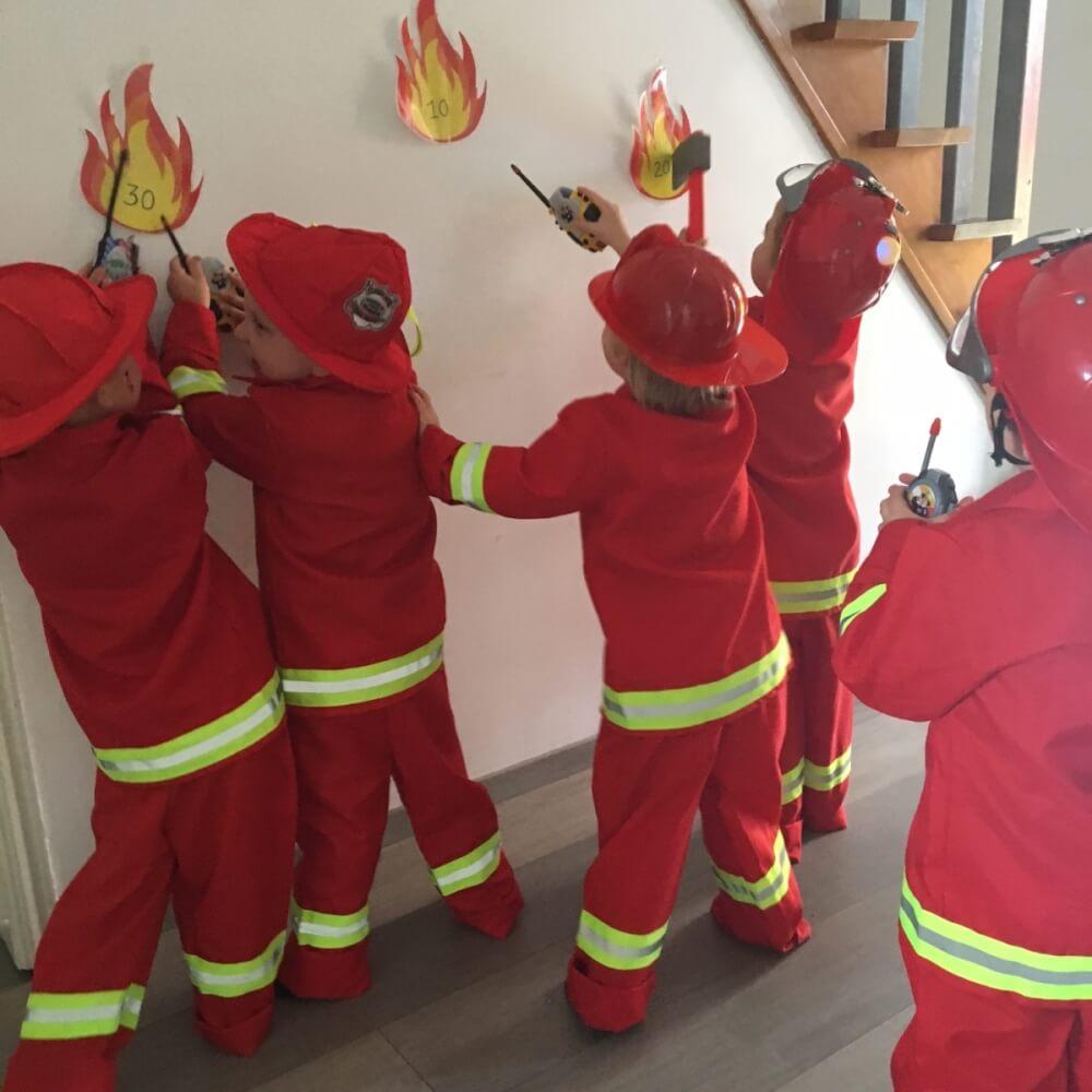 Leuke brandweerspelletjes