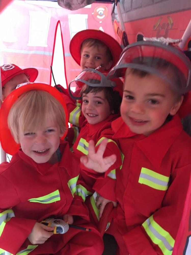 YES ik ben brandweerman