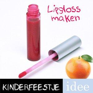 lipgloss maken_kinderfeestje thuis