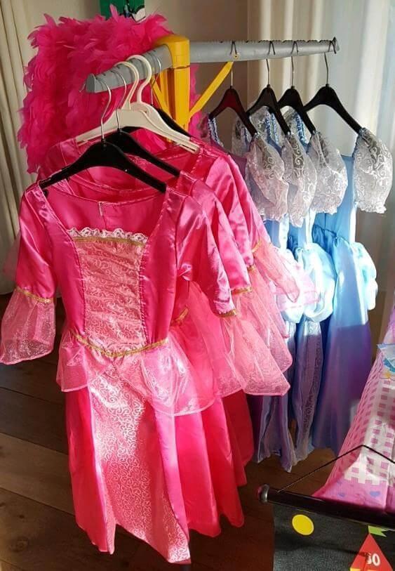Extreem Disney prinsessen feestje - Kinderfeestje Idee AK-78