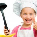 kook en bak kinderfeestje