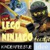 Lego Ninjago kinderfeestje