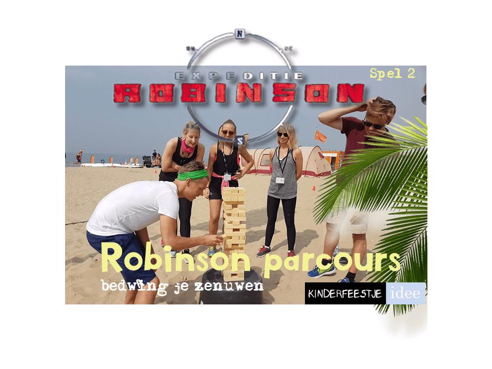 Robinson parcours