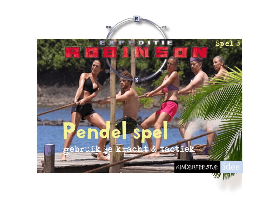 Pendel spel