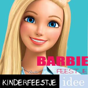 Barbie kinderfeestje themakist
