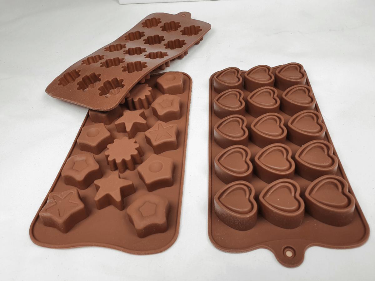 Bonbons chocolademallen