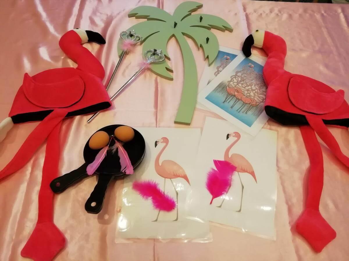 Speel ook de leuke Flamingo spelletjes