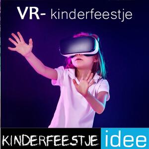 VR kinderfeestje thuis