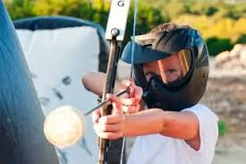archery tag boogschieten gamen