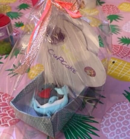 Cupcake doosje