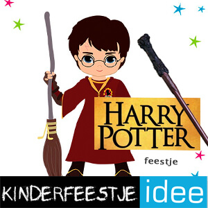 harry potter feestje