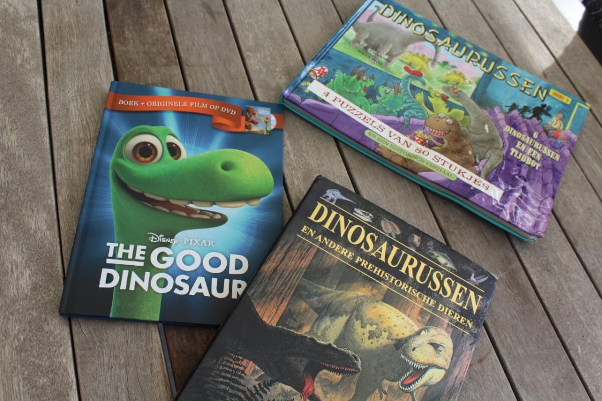 Interessante Dino boekjes