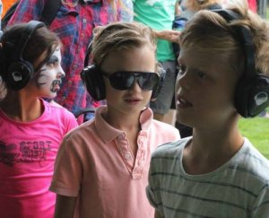 stille kids disco