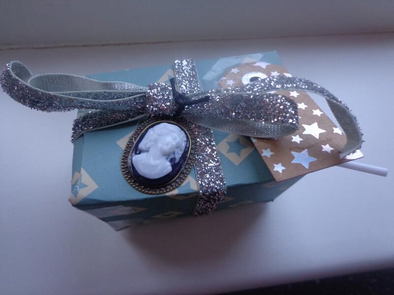 Maak je eigen mooie bonbons doosje