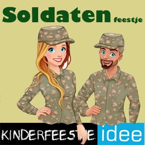 soldaten feestje