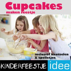 Gezellig: cupcakes maken