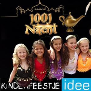 1001 nacht kinderfeest