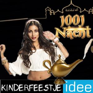 1001 nacht kinderfeestje themakist