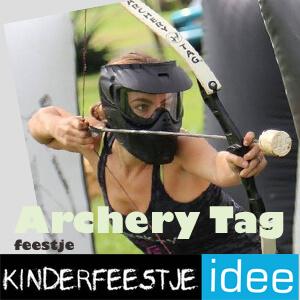 Archery Tag - Pijl en boog feestje