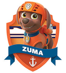 paw patrol Zuma