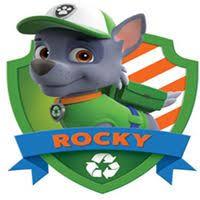 paw patrol Rocky