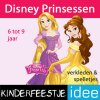 Disney prinsessenfeestje - kinderfeestje