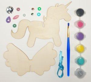 Knutselpakketten unicorn