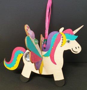 Knutselfeestje Unicorn